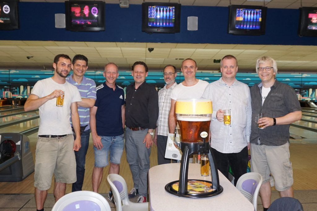 MIP Bowling Event 2017